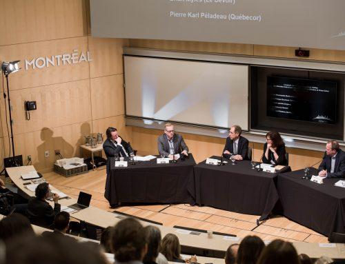 Agir maintenant : un consensus clair des joueurs québécois de l'audiovisuel