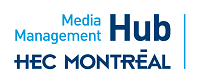 Media management hub Logo
